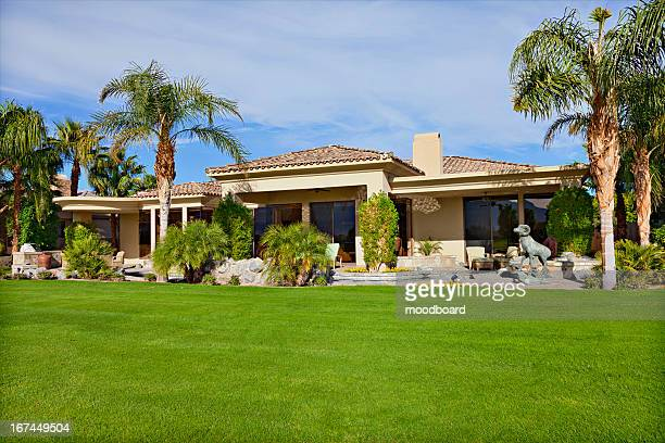 house exterior - western usa stock pictures, royalty-free photos & images