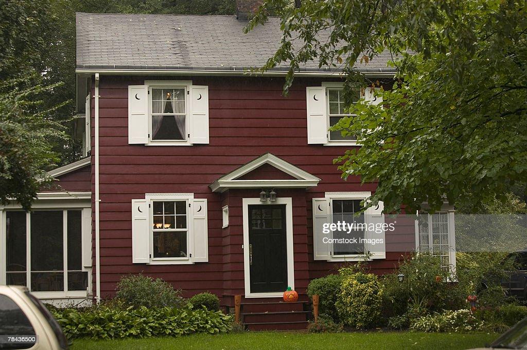 House exterior : Stockfoto