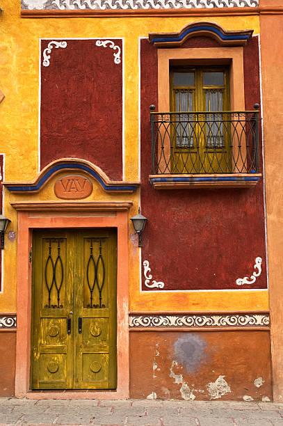 House facade.