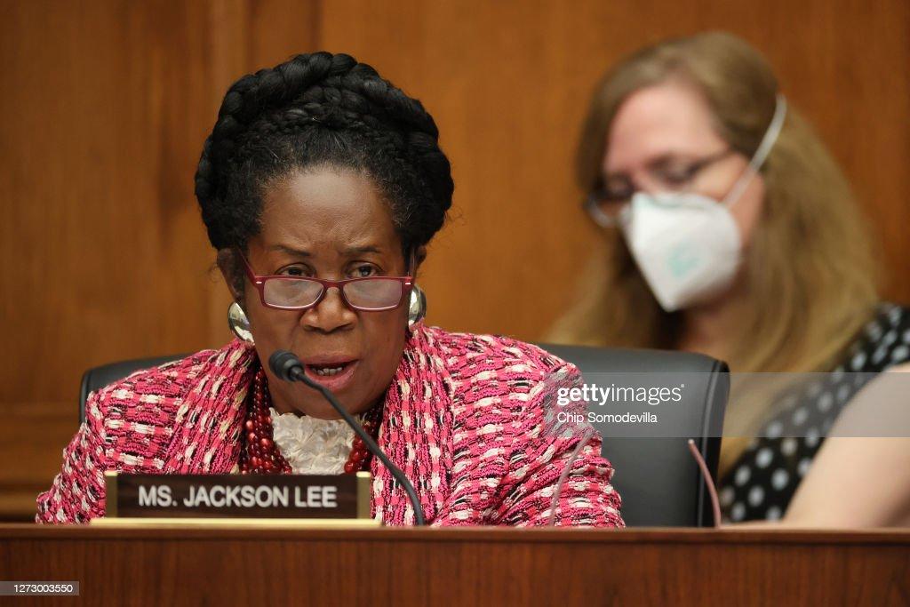 House Homeland Security Hearing Held To Examine Worldwide Threats : News Photo