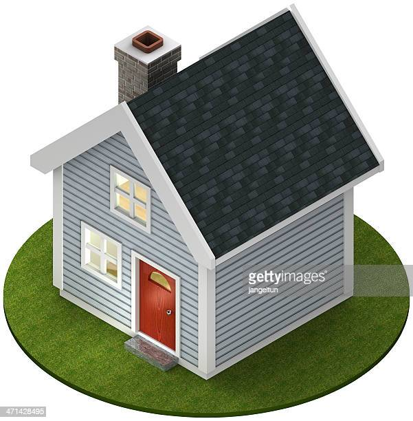 house icon - house icon stock pictures, royalty-free photos & images