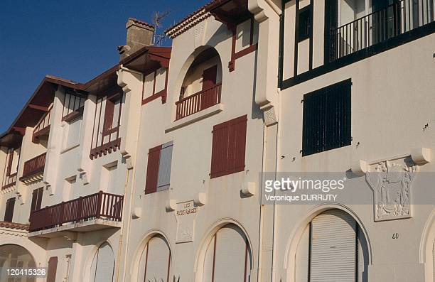 House in Hossegor Landes France Houses of the 20s by the sea