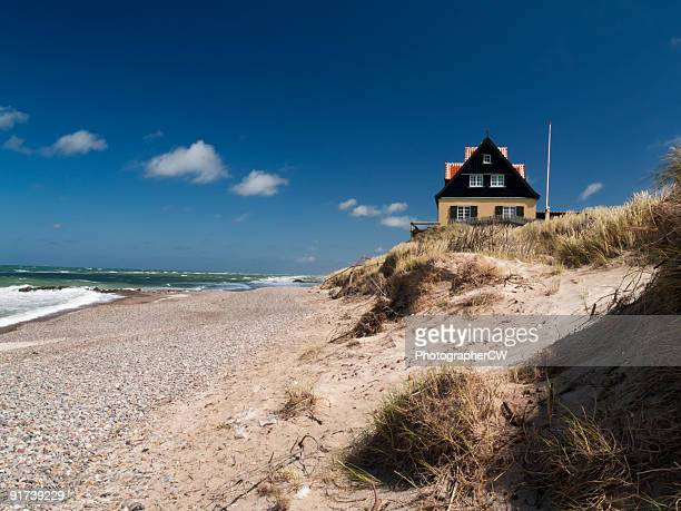 House in the old part of Skagen