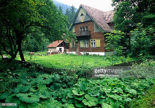 House in the Vratna Valley