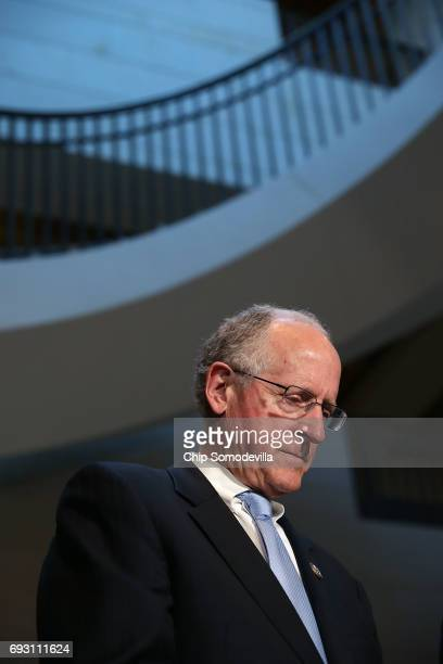 House Intelligence Committee member Rep Mike Conaway who is leading the committee's investigation into Russian interference in the 2016 presidential...