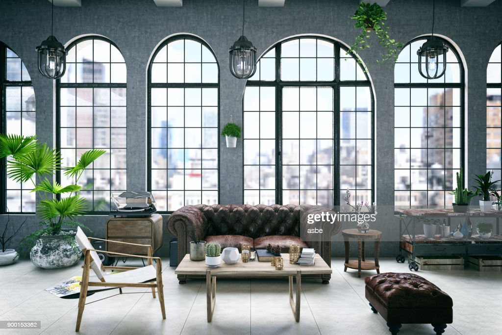 House Interior : Stock Photo