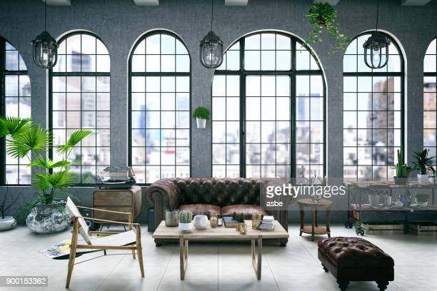 house interior - flat stock pictures, royalty-free photos & images