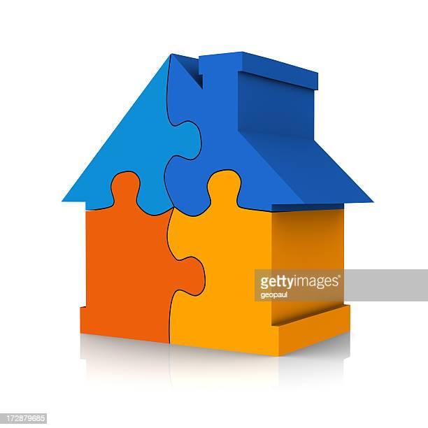 House jigsaw