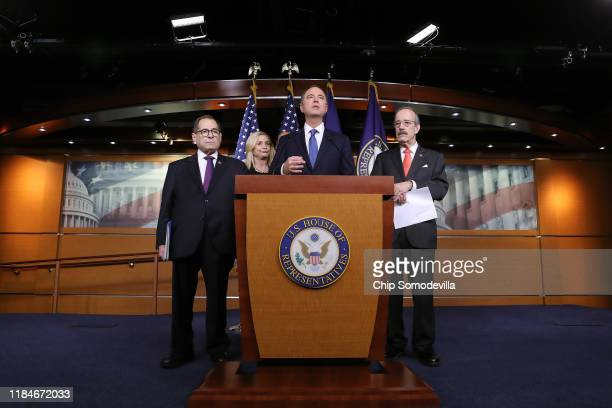 House Judiciary Committee Chairman Jerrold Nadler Oversight and Government Reform Committee Acting Chairwoman Carolyn Maloney Intelligence Committee...