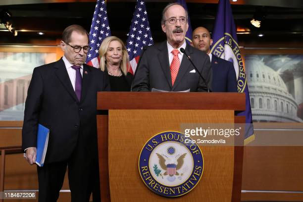 House Judiciary Committee Chairman Jerrold Nadler Oversight and Government Reform Committee Acting Chairwoman Carolyn Maloney Foreign Relations...