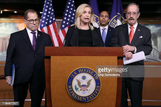 House Judiciary Committee Chairman Jerrold Nadler Oversight and Government Reform Committee Acting Chairwoman Carolyn Maloney Democratic Caucus Chair...