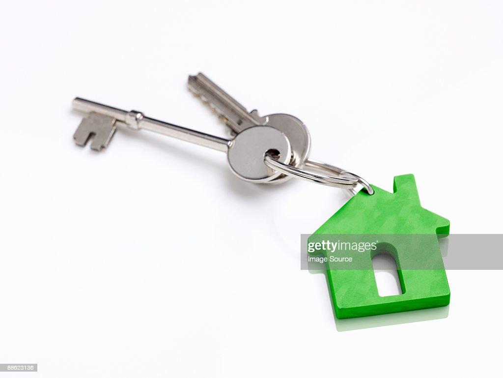 House keys : Stock Photo