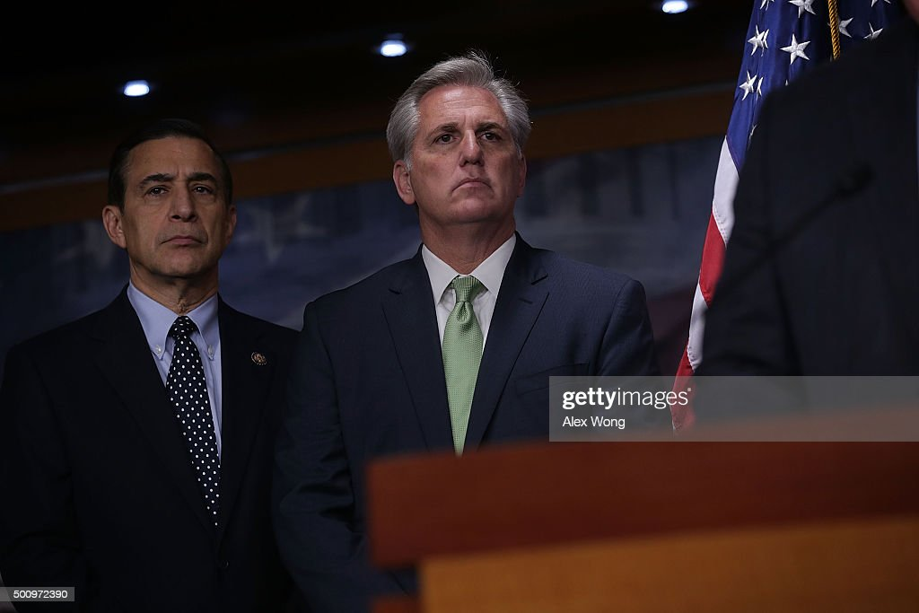 House Majority Leader Kevin McCarthy Holds News Conf. On CA Water Issues
