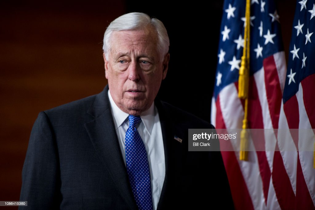 House Majority Leader Steny Hoyer... : News Photo