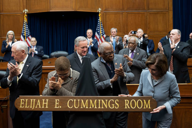 DC: Oversight And Reform Committee Hearing Room Dedicated To Late Chairman Elijah E. Cummings