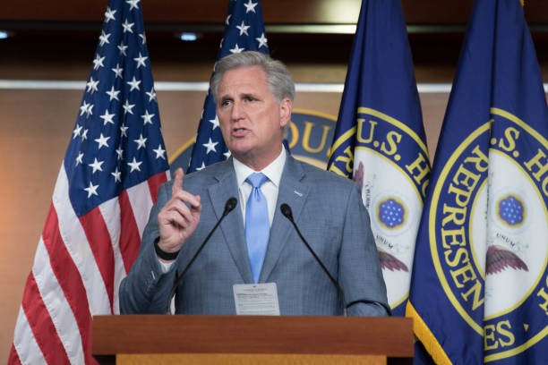 DC: House Minority Leader McCarthy Holds Weekly News Conference