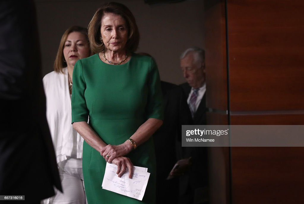 Rep. Pelosi  And House Democrats Speak On GOP's Health Care Efforts