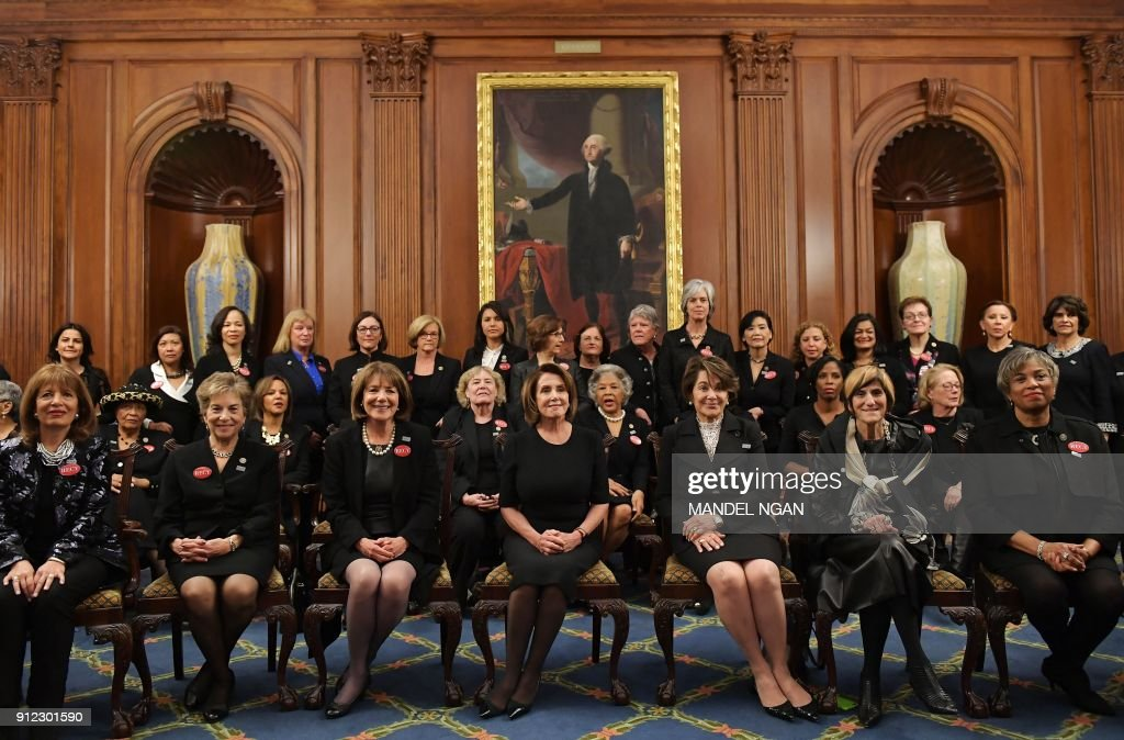 US-POLITICS-METOO-government : News Photo