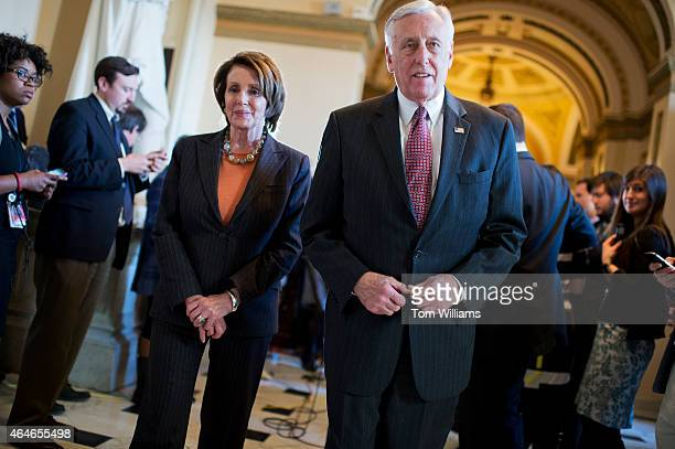 Image result for photos of general kelly with rep hoyer and pelosi