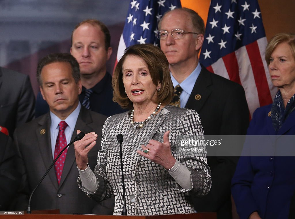 """House Democrats Introduce """"Equity Act"""" For LGBT Citizens : News Photo"""