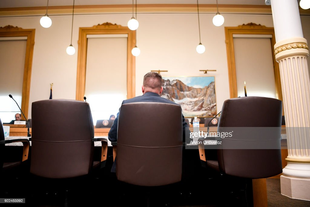 Colorado guns in schools debate : News Photo