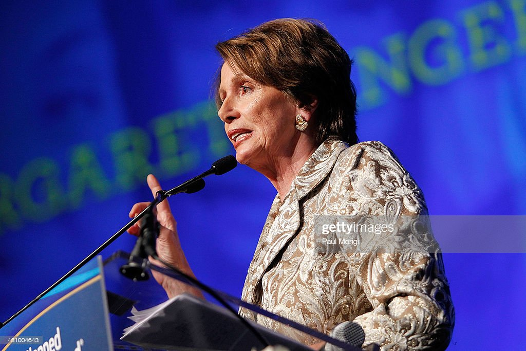 Planned Parenthood Federation Of America's 2014 Gala Awards Dinner : Nieuwsfoto's