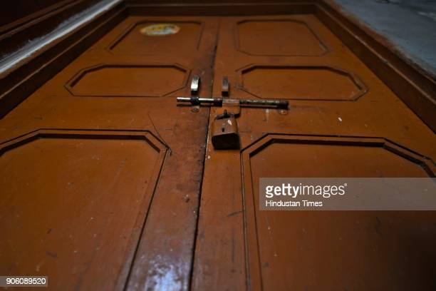 House of a 12th class student who was found dead on late Tuesday night at Jhansa Village on January 17 2018 in Jind India A Class 12 student is the...