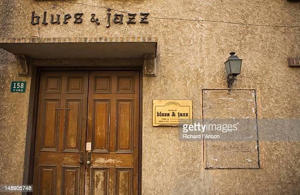 House of Blues & Jazz.