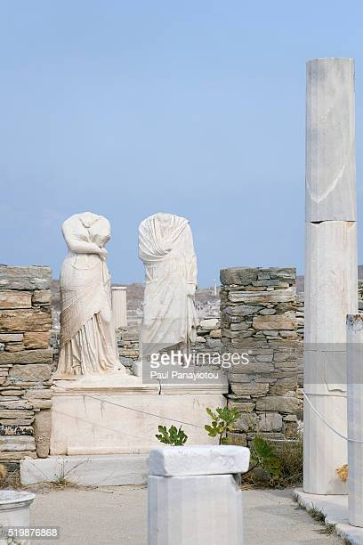 House of Cleopatra at Delos
