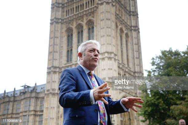 House of Commons John Bercow announces that the house will sit at 1130 tomorrow morning following the Supreme Court ruling that the current...