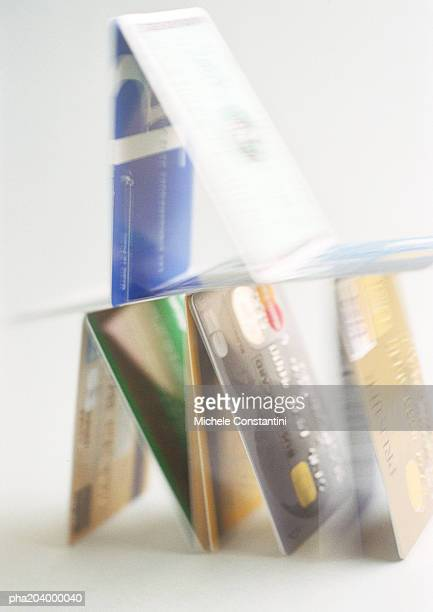 House of credit cards.