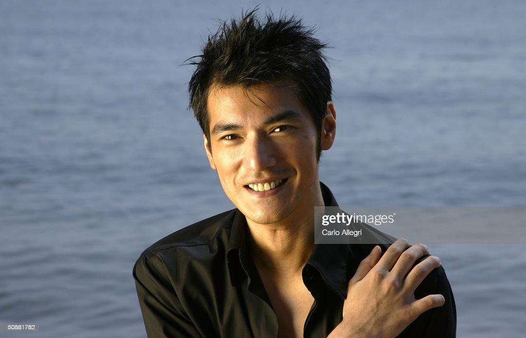 Portraits: House of Flying Dagger's Takeshi Kaneshiro : News Photo