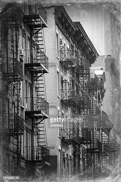 House of Manhattan, New York City, Vintage Picture