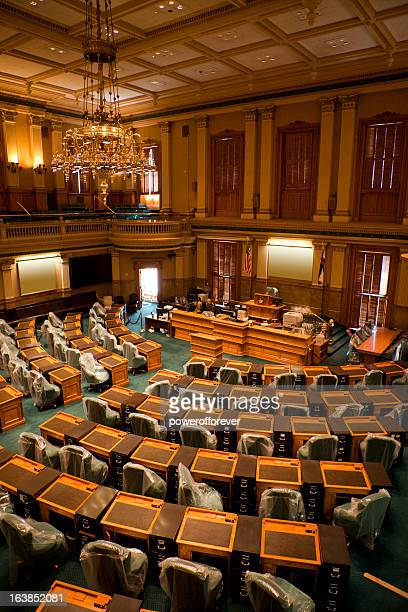 House of Representatives Chamber Colorado State Capitol