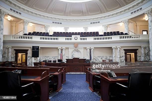 Abgeordnetenhaus Chamber Idaho State Capitol