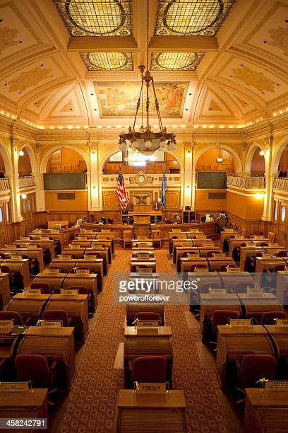 House of Representatives Chamber South Dakota State Capitol