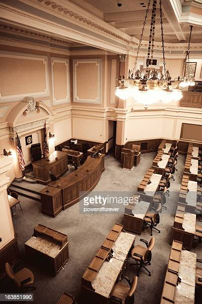 Chambre des représentants chambre du Capitole de l'État du Wyoming