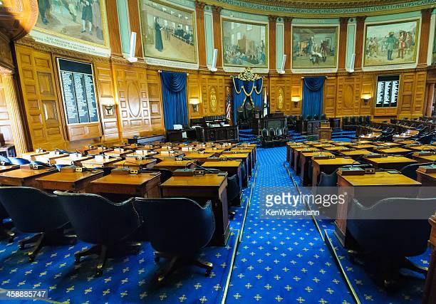 House of Representatives Chamber-Boston