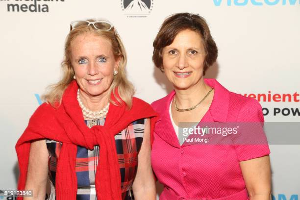 S House of Representatives Debbie Dingell and Suzanne Marie Bonamici attend a special Washington DC screening of 'An Inconvenient Sequel Truth to...