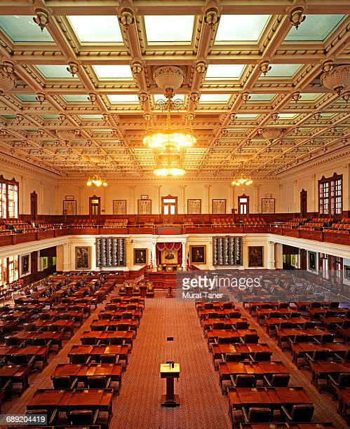 house of representativesi, texas state capitol - house of representatives stock pictures, royalty-free photos & images