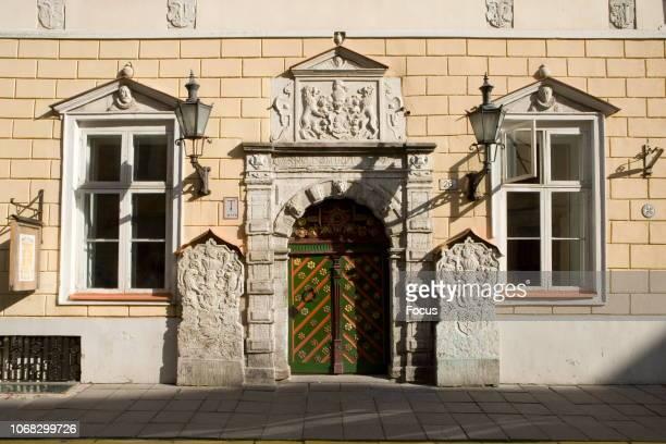 House of the Blackheads in Tallinn