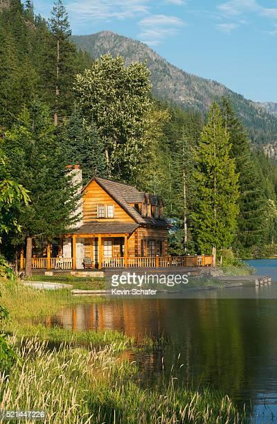 House on Lake Chelan, Stehekin