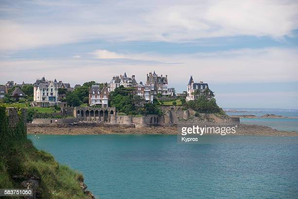 house - dinard stock pictures, royalty-free photos & images