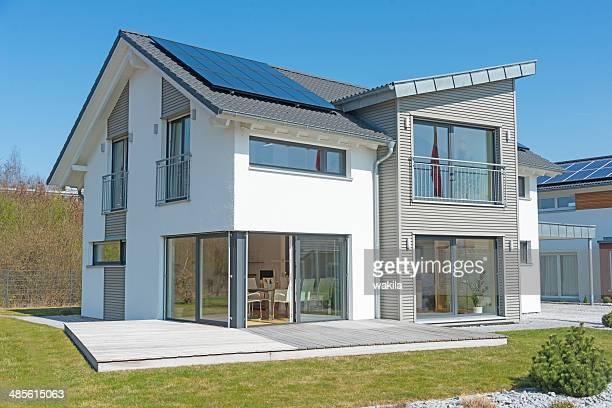 ハウス不動産ホーム、ガーデン meadow -Einfamilienhaus