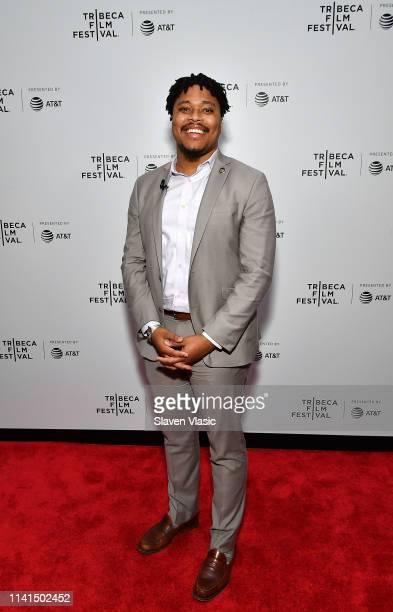 House Rep Malcolm Kenyatta attends Tribeca Celebrates Pride Day at 2019 Tribeca Film Festival at Spring Studio on May 4 2019 in New York City