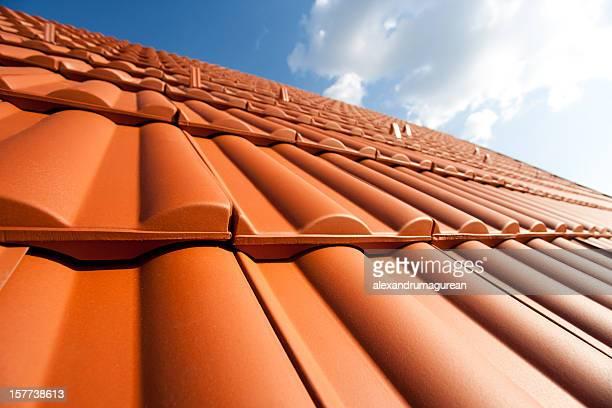 Maison sur le toit