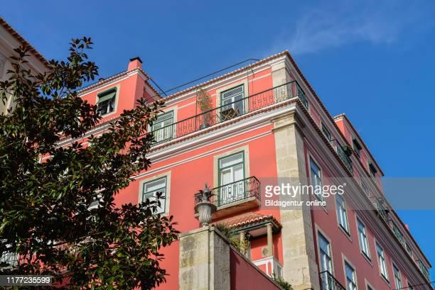 House, Rua do Almirante Pess anha, Lisbon, Portugal, Haus, Rua do Almirante Pessanha, Lissabon.