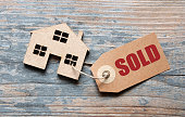 House sold label