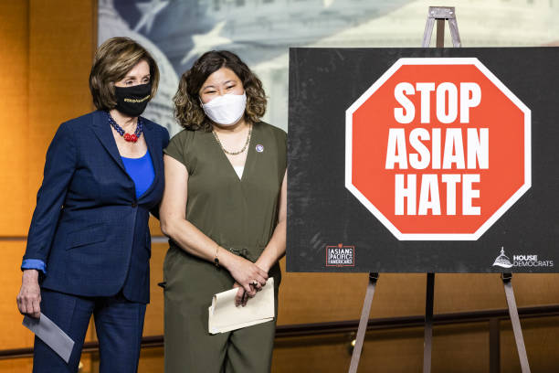 DC: Congressional Asian Pacific American Caucus Holds News Conference On Covid-19 Hate Crimes Act