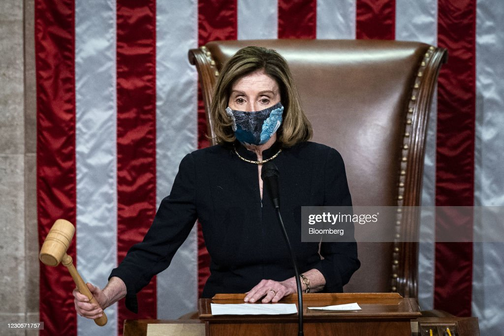 House Democrats Begin Bid To Remove Trump From Office : News Photo